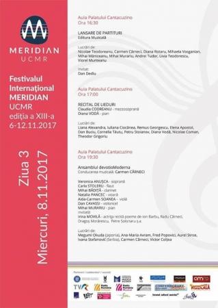 Festivalul Internaţional MERIDIAN (ziua 3) - Ansamblul devotioModerna