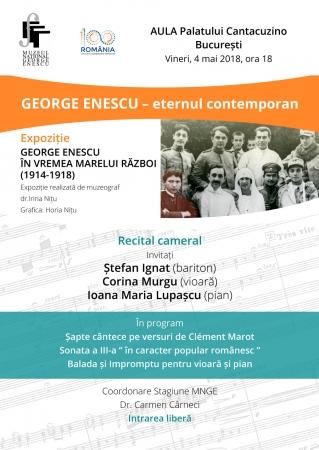 George Enescu - eternul contemporan