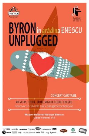 FAPTE BUNE în grădina Enescu #6: Concert caritabil BYRON