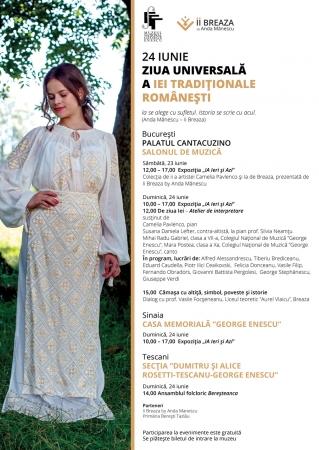 Ziua Universală a IEI tradiționale românești