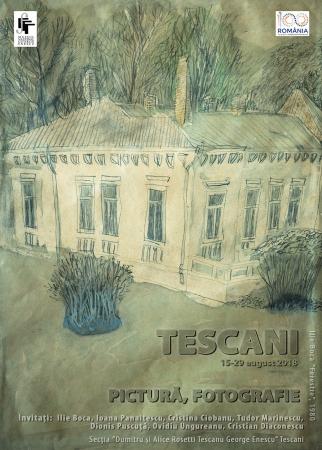 Rezidența artistică TESCANI 2018