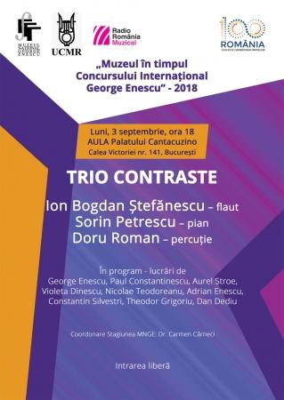 Trio CONTRASTE
