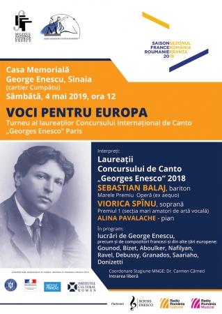 VOCI PENTRU EUROPA / Sinaia