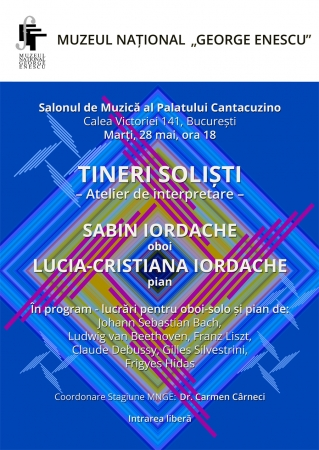 TINERI SOLIȘTI / Atelier de interpretare