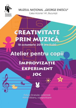 CREATIVITATE PRIN MUZICĂ