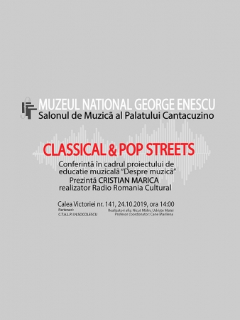 Classical&Pop Streets