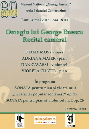 OMAGIU lui George Enescu.