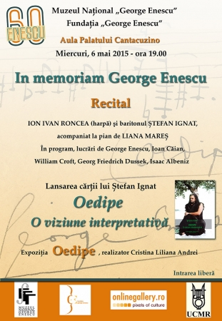 Recial In memoriam George Enescu