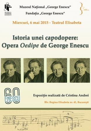 Istoria unei capodopere: Opera Oedipe de George Enescu
