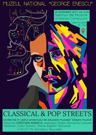 Classical & Pop Streets